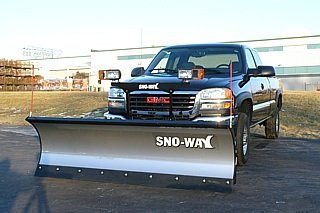 Green Bay snow removal equipment, Green Bay western snow plows, Green Bay spreaders